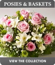 London Funeral Posies & baskets